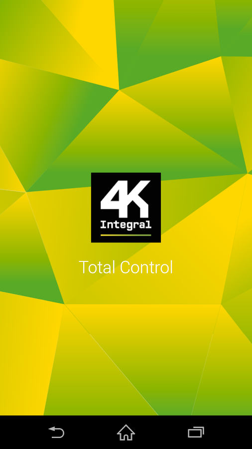 4K Integral Total Control- screenshot