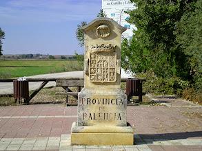 Photo: Etapa 14. Entrada a Palencia