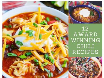 12 Award Winning Chili Recipes
