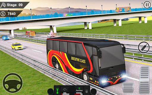 Coach Bus Driving Simulator 2020: City Bus Free 0.1 screenshots 3