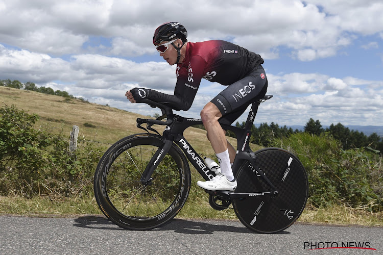 Update : pas de Tour de France pour Chris Froome !