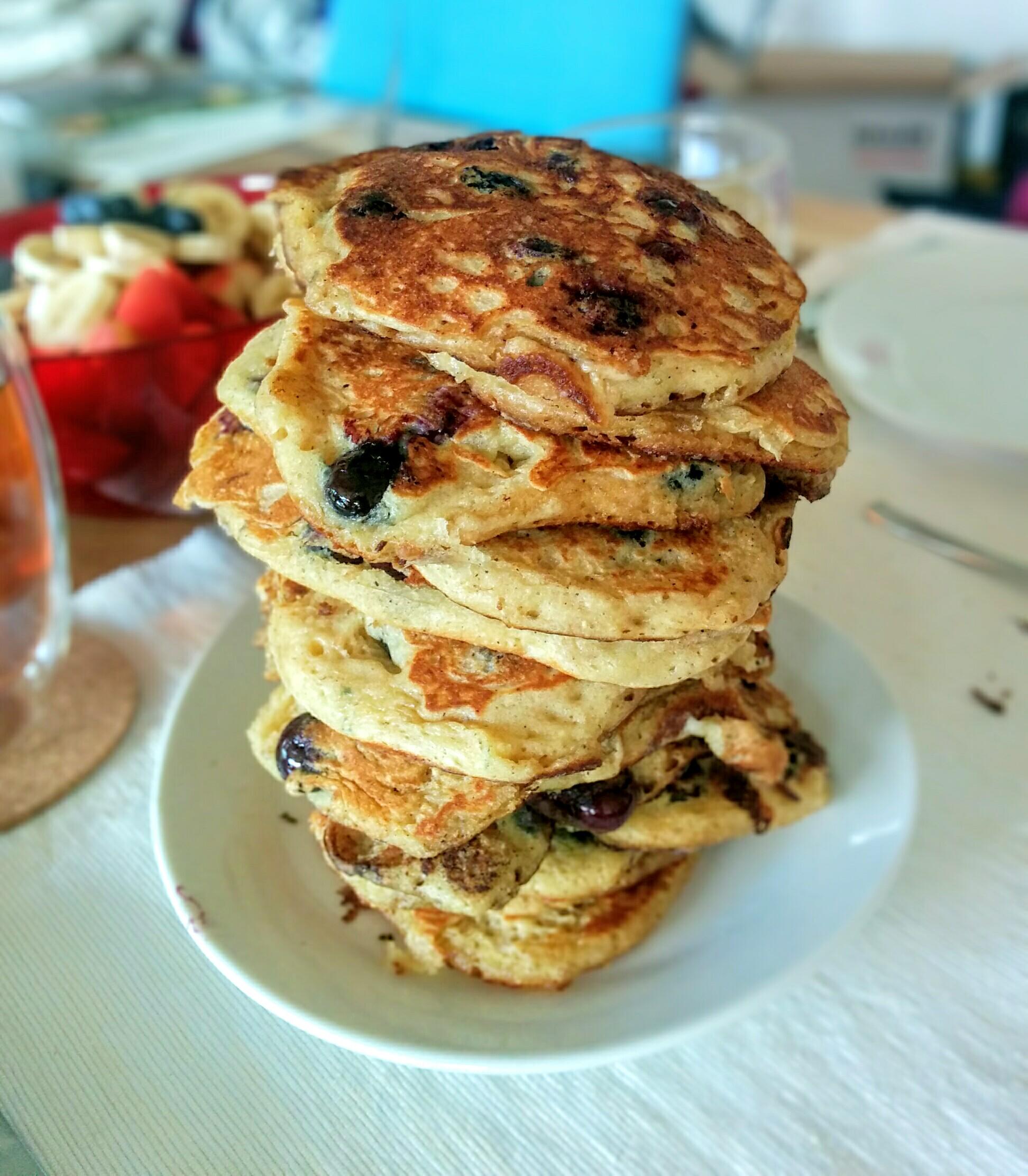 Photo: Pancakes of Babel.