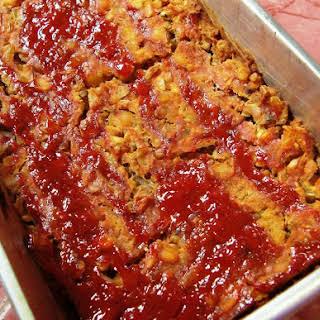 Easy Vegan Lentil Loaf.