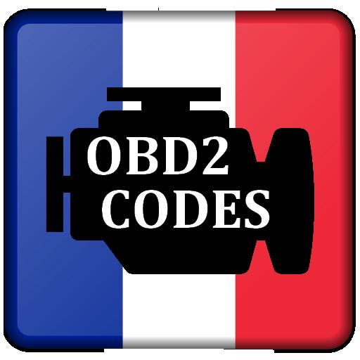 OBD ii Français Codes defaut obd2 Icon