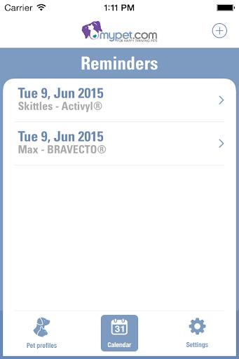 玩免費生產應用APP 下載MyPet Reminders app不用錢 硬是要APP