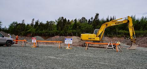Photo: New Transfer Station in Progress