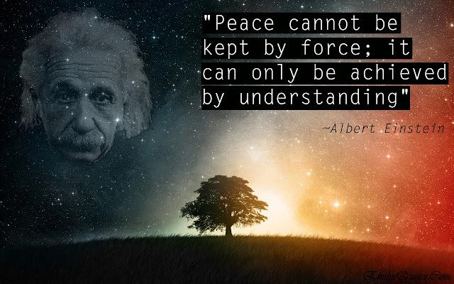 Einstein's Quotes