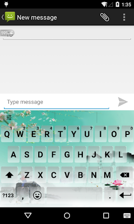 Emoji Keyboard - Ink Painting 1.8 screenshot 1003192