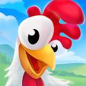 Farm games offline: Village icon