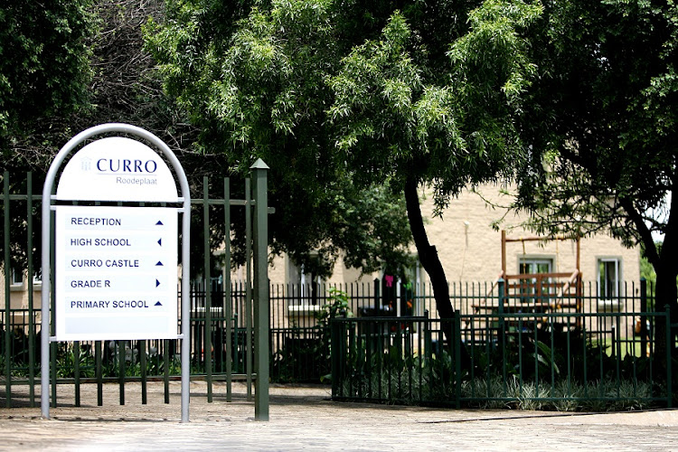 Curro Foundation School in Roodeplaat, Pretoria. Picture: SUNDAY WORLD/TSHEPO KEKANA