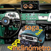Compass Inclinometer Saga4x4