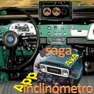 Compass Inclinometer Saga4x4 APK icon