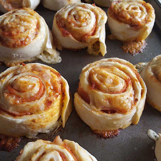 Vegetarian Pinwheels Recipes