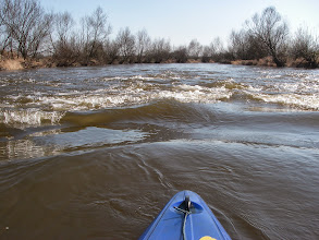 Photo: dzisiaj prawie wszystko spływalne