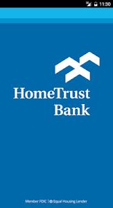 HomeTrust Mobile Banking screenshot 0