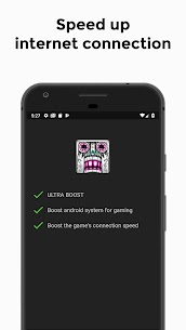 Game Booster 4x Faster MOD Apk (Cracked) 6