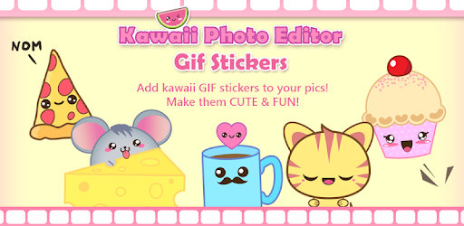 Kawaii Photo Editor – Gif Stickers - Apps on Google Play