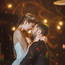 Wedding photographer Alina Ovsienko (Ovsienko). Photo of 27.09.2017
