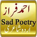 Ahmed Faraz Poetry Urdu Sad Shayari icon