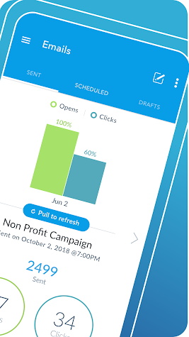 Constant Contact - Email Marketing App Screenshot