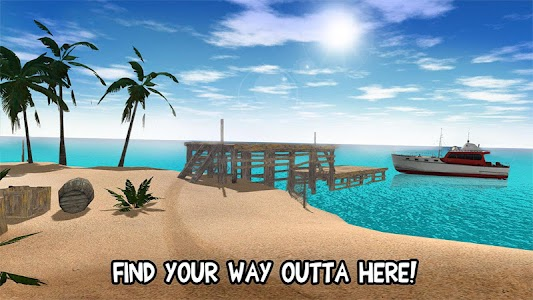 Prison Escape Island Survival screenshot 7