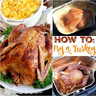 Fry a Turkey.