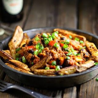 All-American Chili Fries.