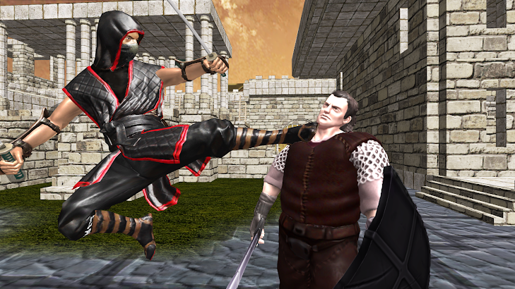 Ninja Warrior Shadow Survival Fight Assassin Hero- screenshot thumbnail