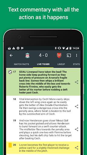FotMob Pro - Live Soccer Scores  screenshots 3