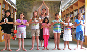 Photo: Bollywood lesson at Challenge Camp by Gargi (day 1