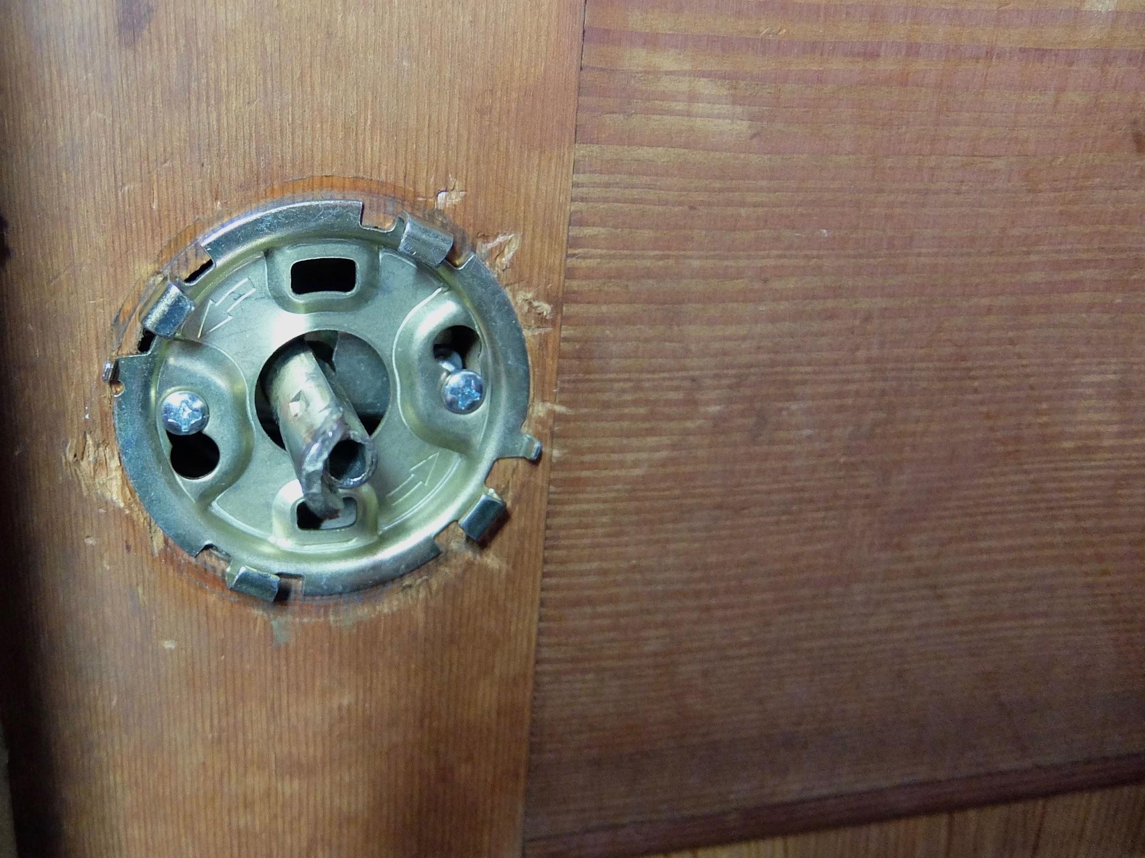Kwikset Keyed Entry Knob