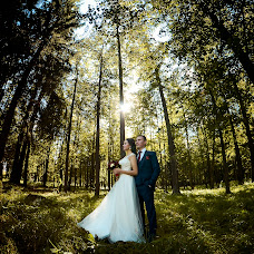 Wedding photographer Alina Sushenceva (Sushka). Photo of 14.10.2017