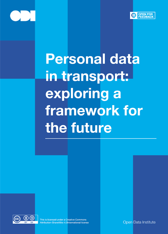 #OPEN Personal data in transport