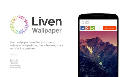 Liven Wallpaper- screenshot thumbnail