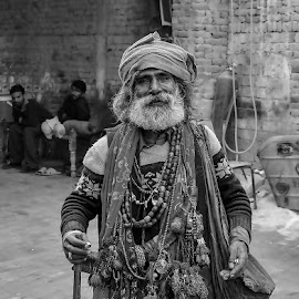 by Mohsin Raza - Black & White Street & Candid