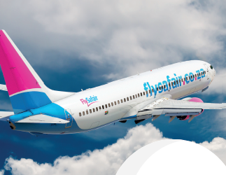 FlySafair flights back on sale — with 'block a seat' option for extra R750