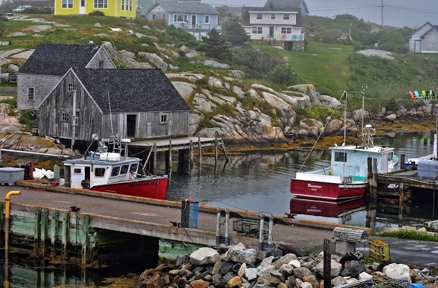 by John Geddes - Transportation Boats