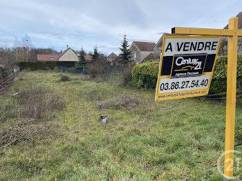 terrain à batir à Courson-les-Carrières (89)