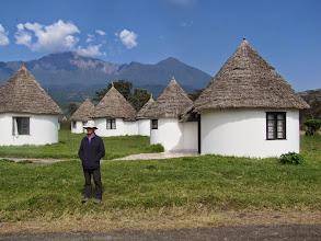 Photo: Ken and Momella Lodge huts