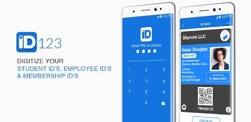 ID123: Student ID, Employee ID, Member ID Cards