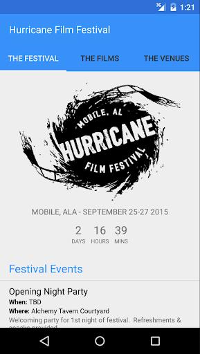 Hurricane Film Festival