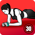 Plank Workout at Home - 30 Days Plank Challenge icon
