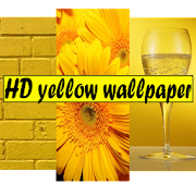 Yellow Wallpaper HD icon