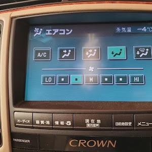 クラウンロイヤル GRS180のカスタム事例画像 LS&クラウンさんの2020年02月07日08:18の投稿
