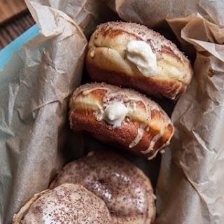 Beeramisu Doughnuts