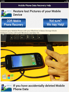 Mobile Phone Data Recovery HLP screenshot 8