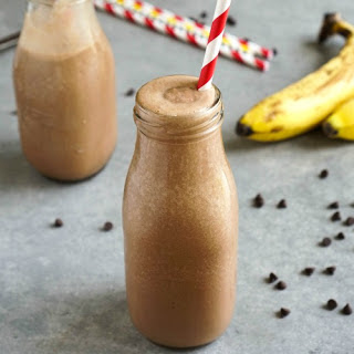 Healthy Chocolate Milkshake Recipe