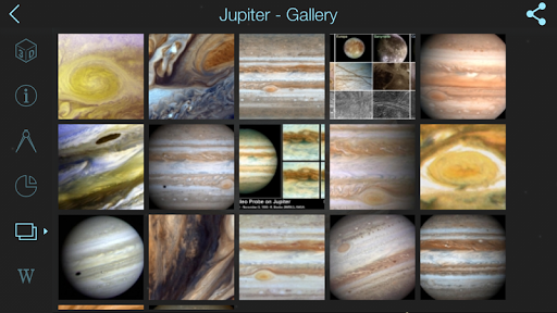 Solar Walk Lite - Planetarium 3D: Planets System 2.7.1.1 screenshots 9