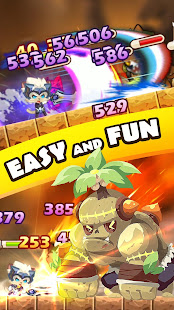 How to hack Legend of Cat for android free