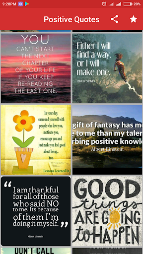 Positive Quotes 1.2.1 screenshots 7